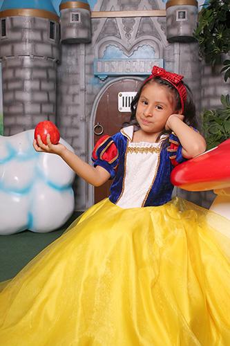 Sesión Fotográfica Mágica para Niñas al Estilo Princesas